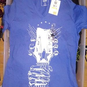 2 for $24 Converse V Neck Ladies Tee